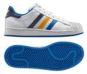 Adidas Superstar 2 trainers for kids