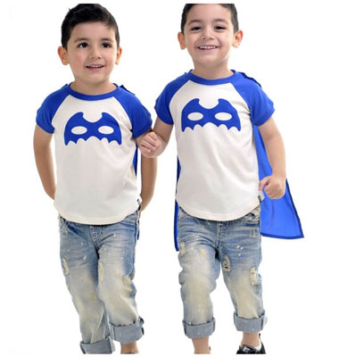 Masked Crusader t-shirt by Rock Your Baby