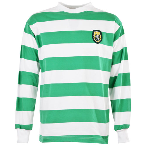 Retro and vintage football shirts for kids by TOFFS
