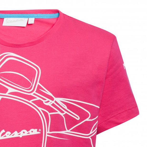 Official Vespa scooter t-shirts for kids