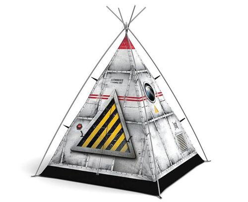 The Blast Off Tent by FieldCandy
