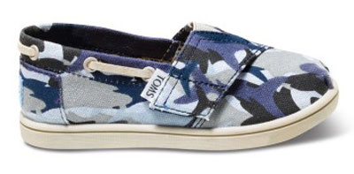 Animal Planet Shark Camo Tiny Toms Biminis