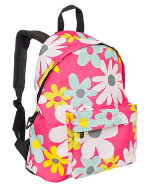 Pink Britt Rucksack by Trespass