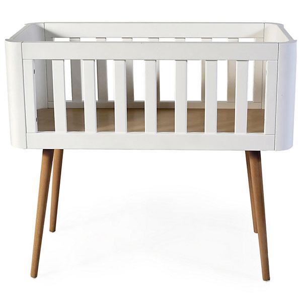 Midcentury baby: Troll crib at John Lewis