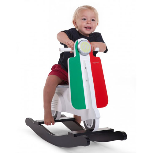 Childwood rocking Vespa scooter for kids