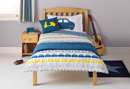 Little Home at John Lewis Here, There & Everywhere bedroom range