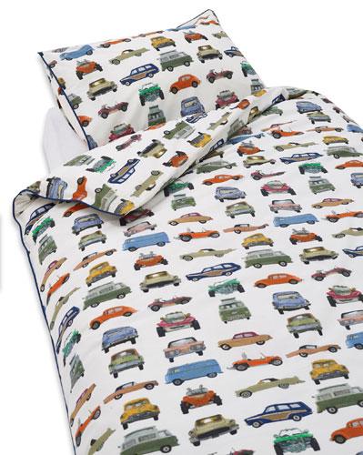 Vintage Transport bedding set at Next Home