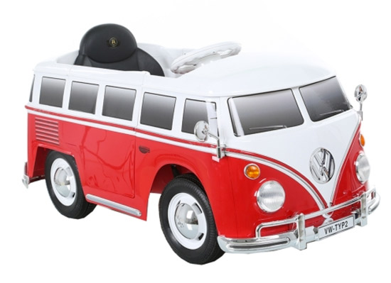 6V Volkswagen Camper Van Bus for kids