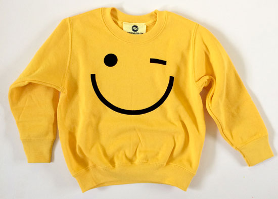 Wink Sweatshirt by Marcus Walters