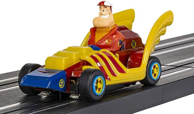 Go retro with the Scalextric Wacky Races set