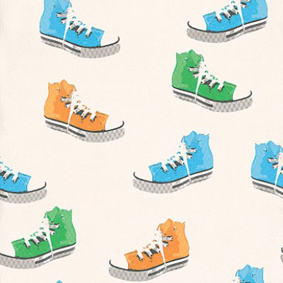 Converse-inspired It's All You wallpaper by Brewers