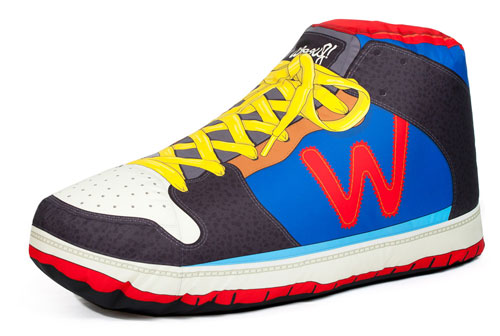 Woouf Sneaker Floor Cushion