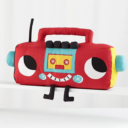 YesterGear classic technology soft toys for kids