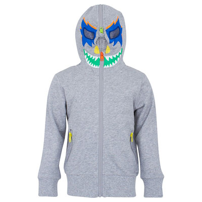 Jersey Bandit Hooded Jumper by Stella McCartney Kids