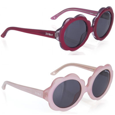Quant-style Zoobug Daisy sunglasses
